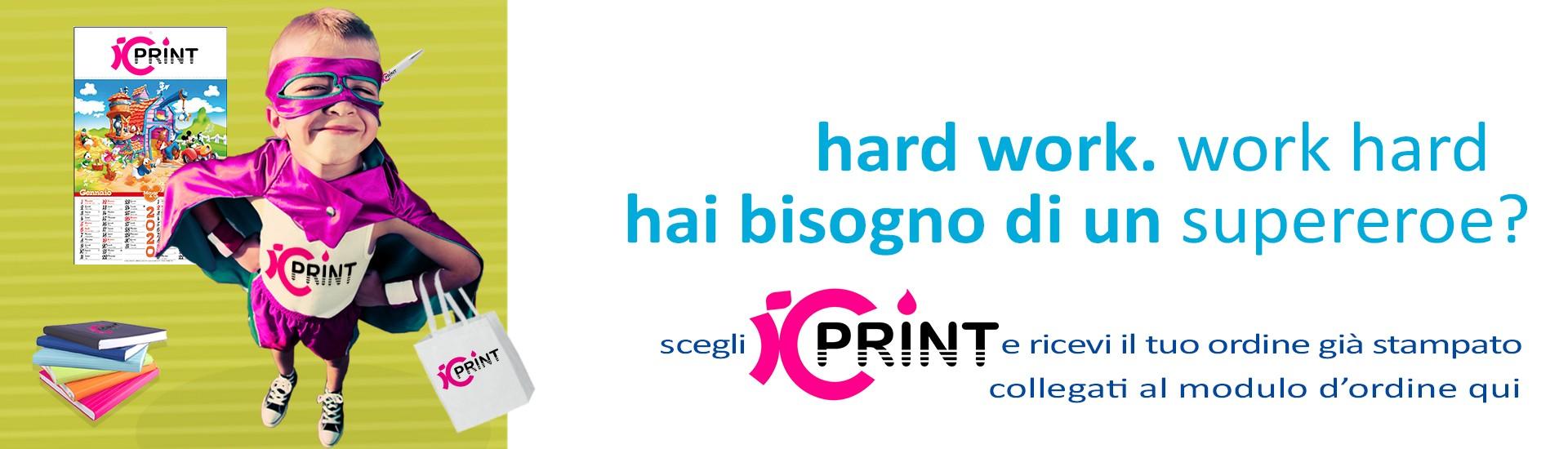 Ordina subito su IC Print