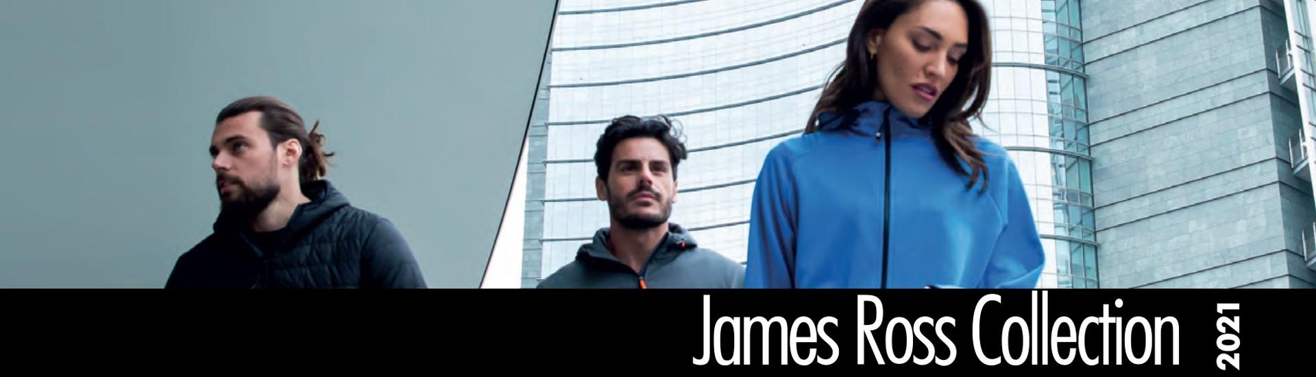 Scopri l'ultimo catalogo James Ross Collection P/E 2021