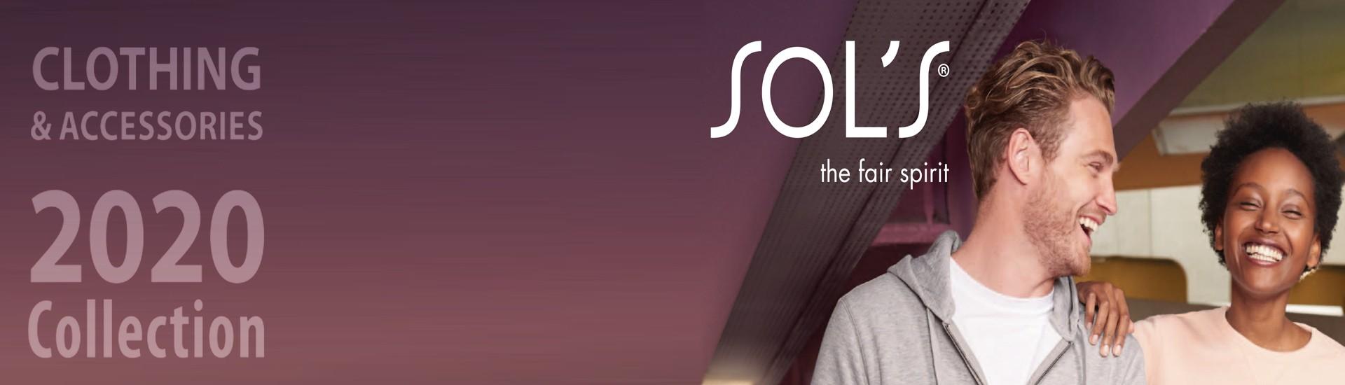 Scarica il nuovo Catalogo SOL'S 2020